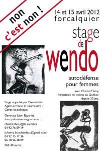 Affiche 4 Wendo