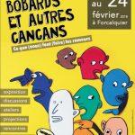 À Forcalquier du 8 au 24 février: Ragots, bobards et autres cancans
