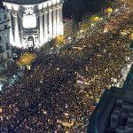 Espagne. 8 mars en quelques images...